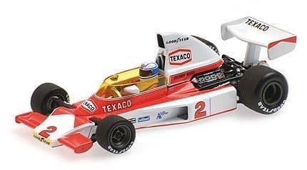 MINICHAMPS 530 754302 - McLaren Ford M23 - Mass